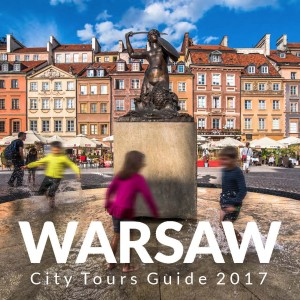 Warsaw City Tour Guide 2017 - cover