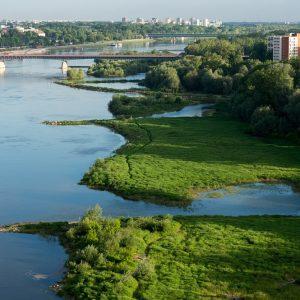 Vistula River.