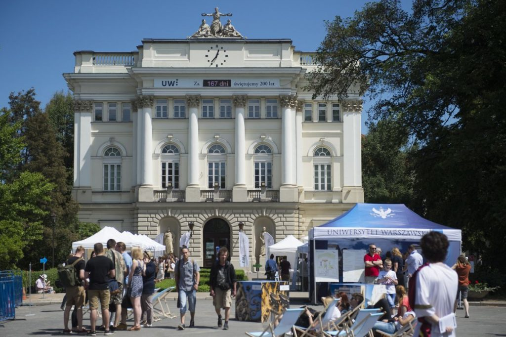 200th anniversary | University of Warsaw