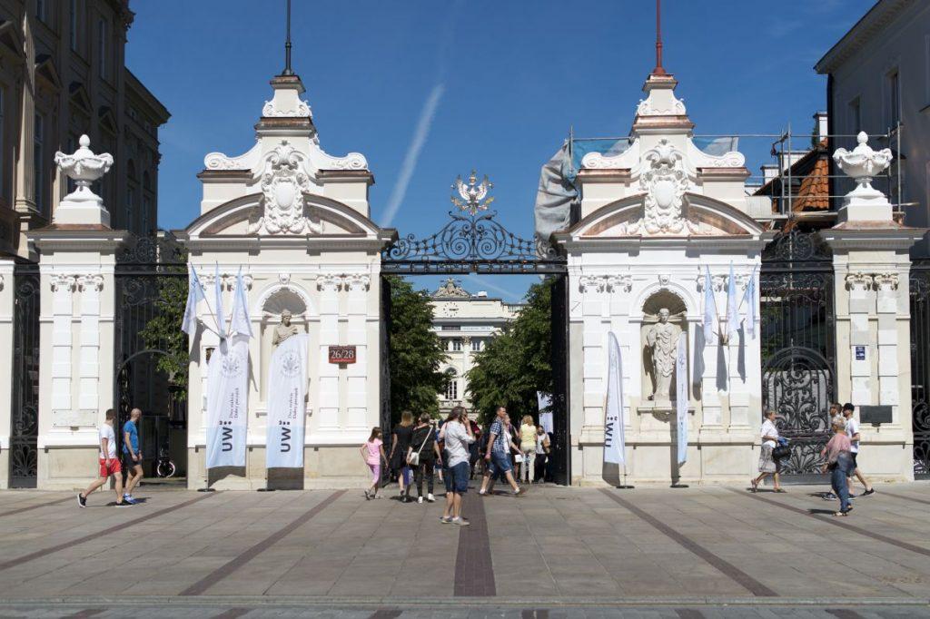 200th anniversary   University of Warsaw