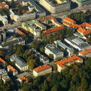 UW historical Main Campus