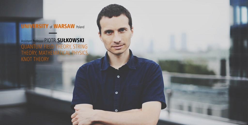 Movie about ERC grant for Professor P.Sułkowski (open in a new window)