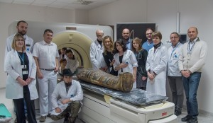 1.WARSAW MUMMY PROJECT