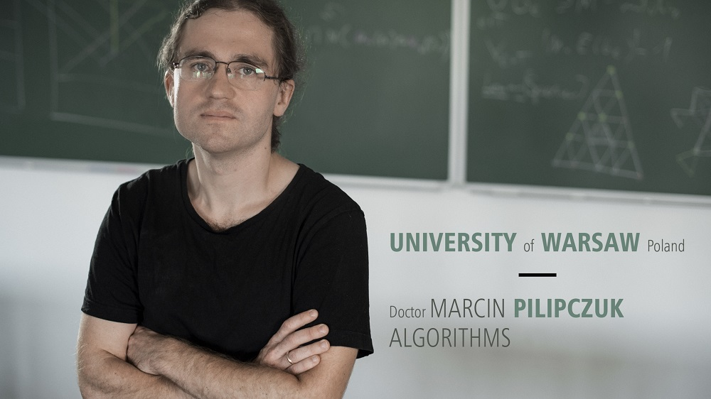 Movie about ERC grant for Doctor M. Pilipczuk (open in a new window)