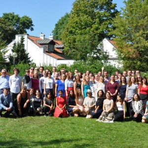 Participants of the summer course