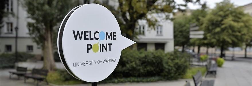 Znalezione obrazy dla zapytania welcome point