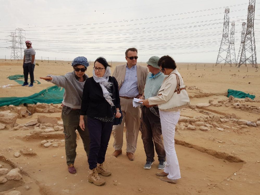 New discoveries of UW archaeologists in Kuwait | University of Warsaw