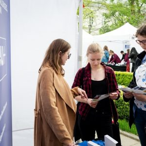 Open Day at UW in 2019