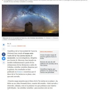 Spain, ABC: https://www.abc.es/ciencia/abci-crean-mayor-mapa-lactea-toda-historia-201908012013_noticia.html