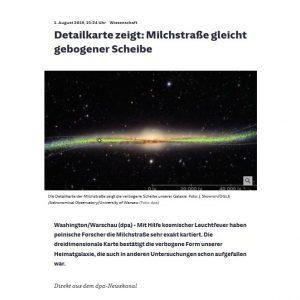 Germany, Suddeutsche Zeitung: https://www.sueddeutsche.de/wissen/wissenschaft-detailkarte-zeigt-milchstrasse-gleicht-gebogener-scheibe-dpa.urn-newsml-dpa-com-20090101-190801-99-294112