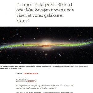 Denmark, Videnskab.dk: https://videnskab.dk/naturvidenskab/det-mest-detaljerede-3d-kort-over-maelkevejen-nogensinde-viser-at-vores-galakse-er