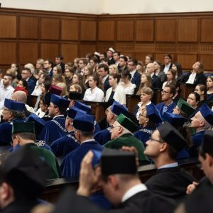 The inauguration of the new academic year 2019/2020 at the University of Warsaw.