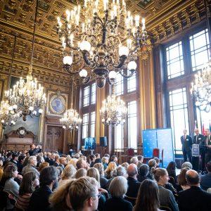 The 4EU+ Annual Meeting in Paris.