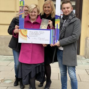 Ewa Madej, Agata Ignatowicz-Bocian, Aneta Polak and Mieszko Czerniawski, Promotion Office