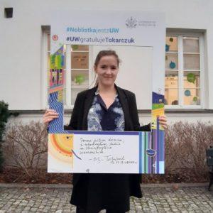 Marta Burzyńska, Student Union