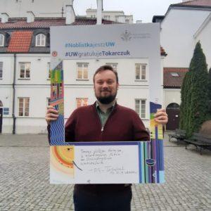Kamil Lebnicki, Student Union
