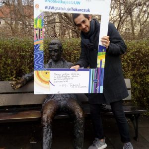 Omar Khalil & Student Sławek