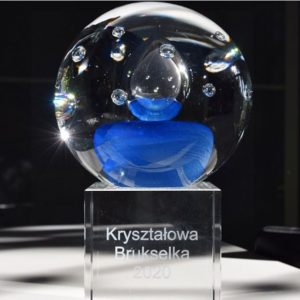 UW has been awarded the Crystal Brussels Prize.