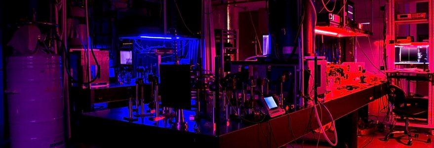 Laboratory of Ultrafast MagnetoSpectroscopy
